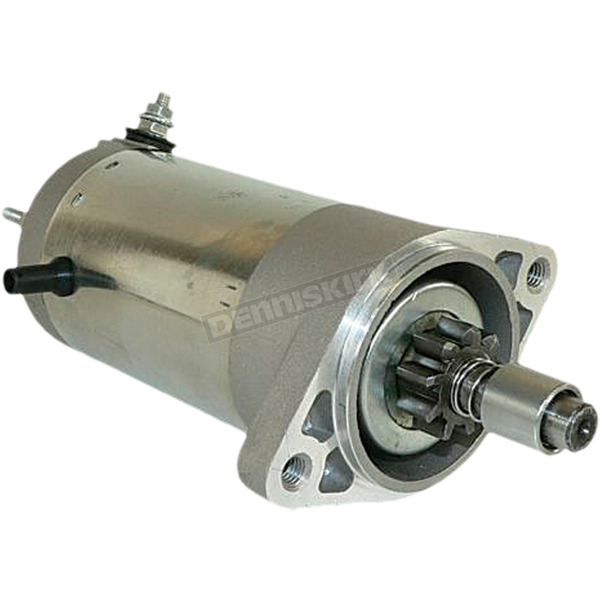 Sports parts inc starter motor sm 01307 snowmobile for Nhd inc motor starter