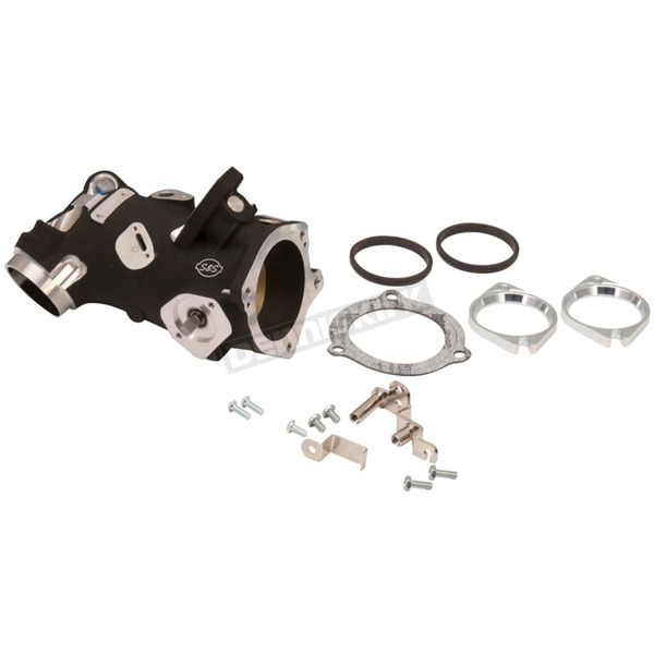 S&S Cycle 58mm Throttle Hog Cable-Operated Throttle Body - 170-0338