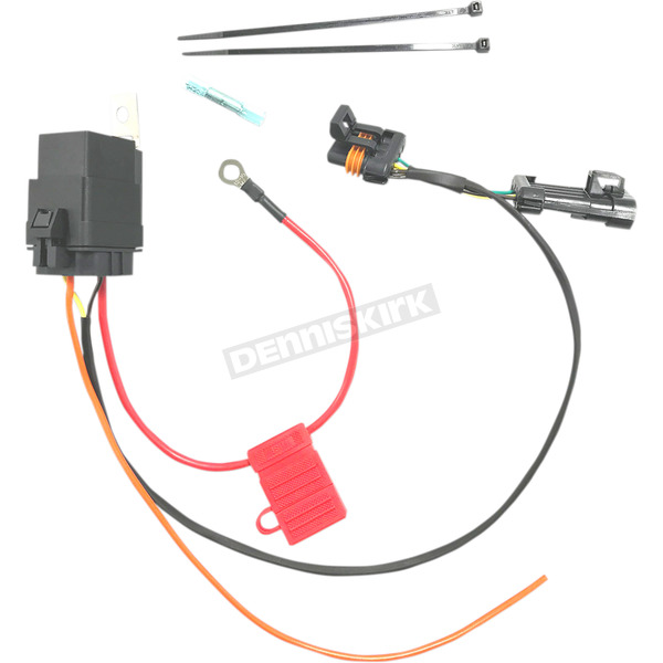 High Beam Remote Activation Relay - OR-P-HBR-R