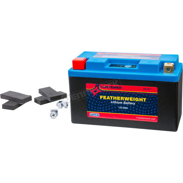 Featherweight Lithium Battery - HJT9B-FP-IL