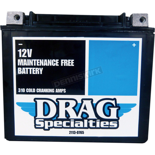 Activated High-Performance AGM Maintenance Free Battery - 2113-0765