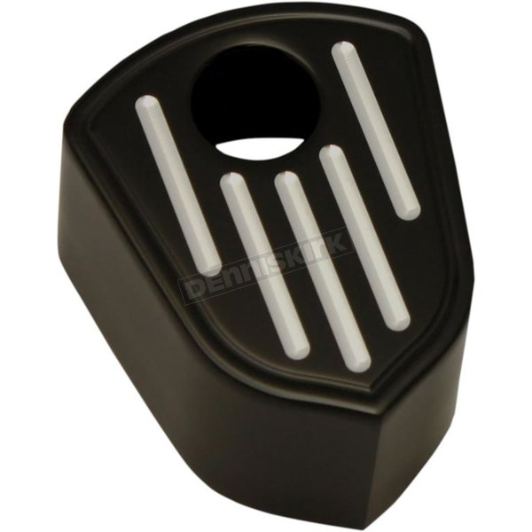 Black Ball Milled Ignition Cover  - 908319B