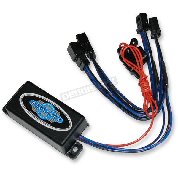 NAMZ Custom Cycle Products Plug-In Style Turn Signal Load Equalizer III - LE-CB-C