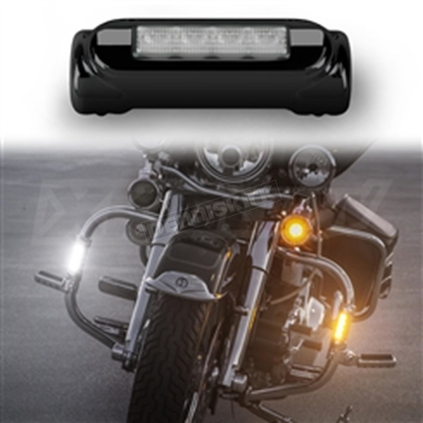 XK Glow Black Highway Bar Lights - XK034014-B
