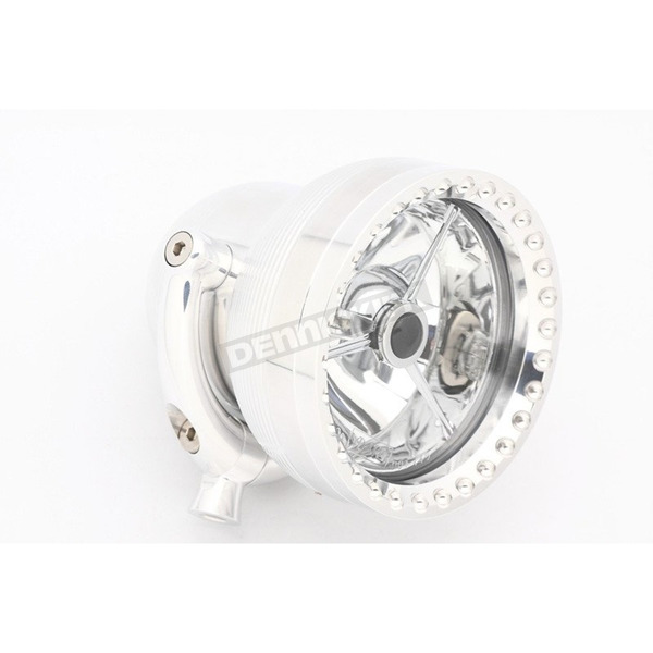 Ken's Factory 4 1/2 in. Polished Neo-Fusion Headlight - 11-004