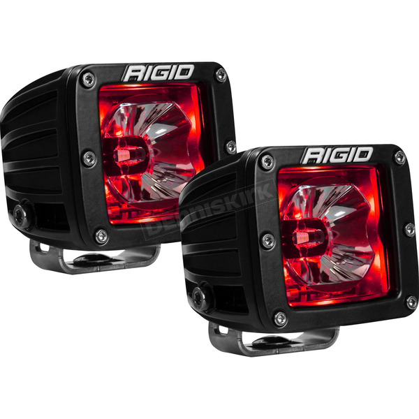 Rigid Industries Red Radiance Pod Light  - 20202
