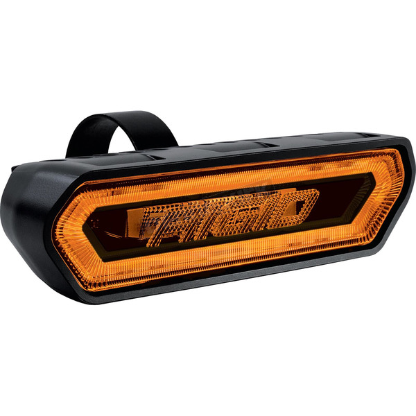 Rigid Industries Amber Chase Rear Facing LED Light - 90122