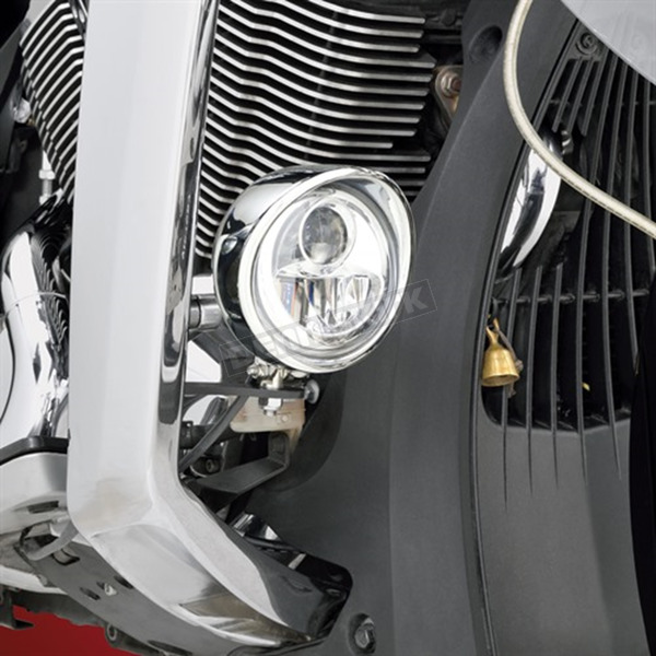 Show Chrome 3 1/2 in. LED Fog Light Kit - 30-111LF