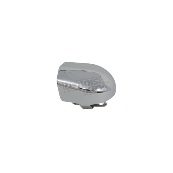 V-Twin Manufacturing Chrome Horn Cover - 42-0755