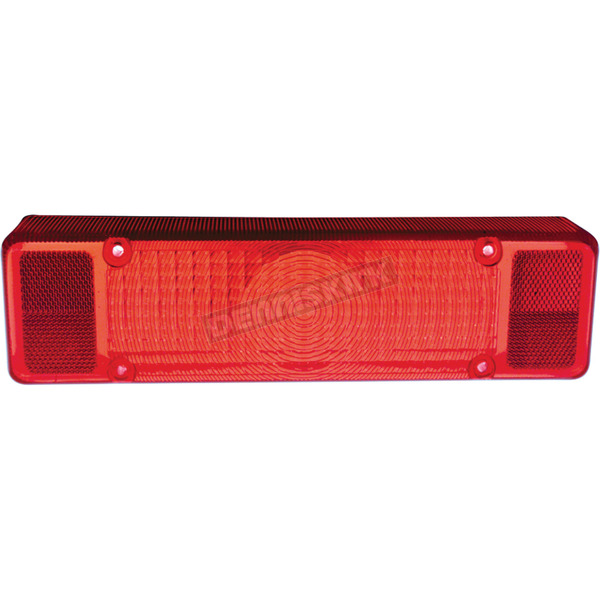 Sports Parts Inc. Taillight Lens - 01-104-18