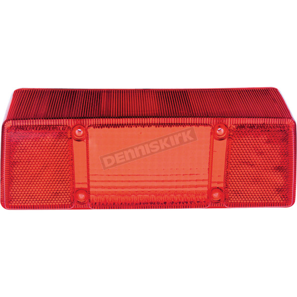 Sports Parts Inc. Taillight Lens - 01-104-09