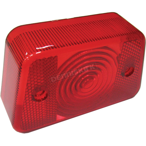 Sports Parts Inc. Taillight Lens - AT-01052