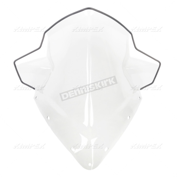 Kimpex Clear Poly Carbonate Windshield  - 06-240-02