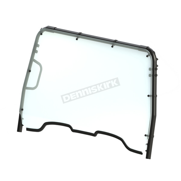 Kolpin Clear Full-Fixed Windshield - 2703