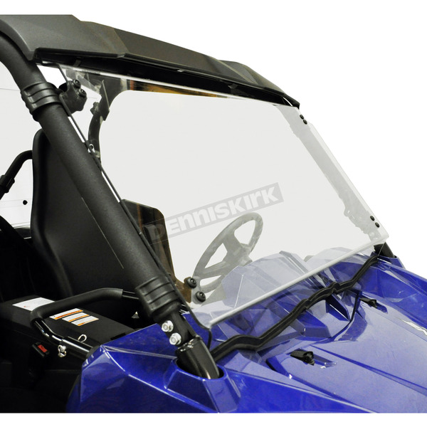 Kolpin Clear Full-Tilting Windshield - 2780