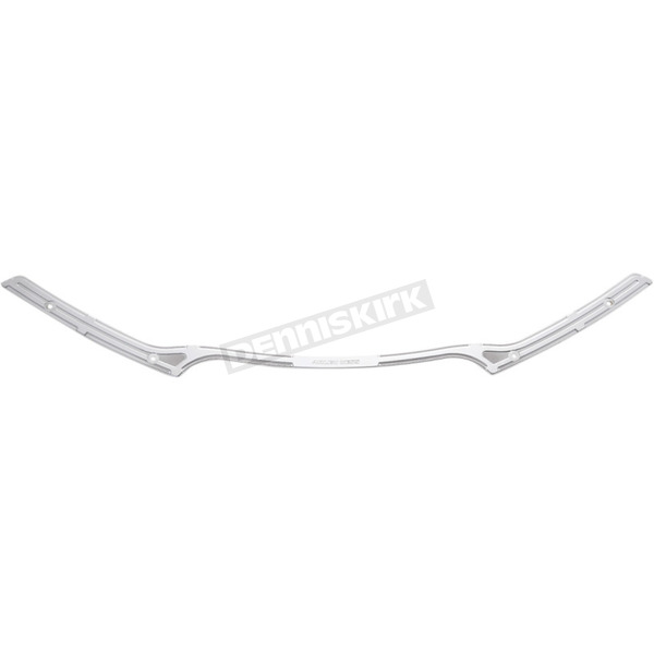 Arlen Ness Chrome Beveled Billet Windshield Trim - 03-676