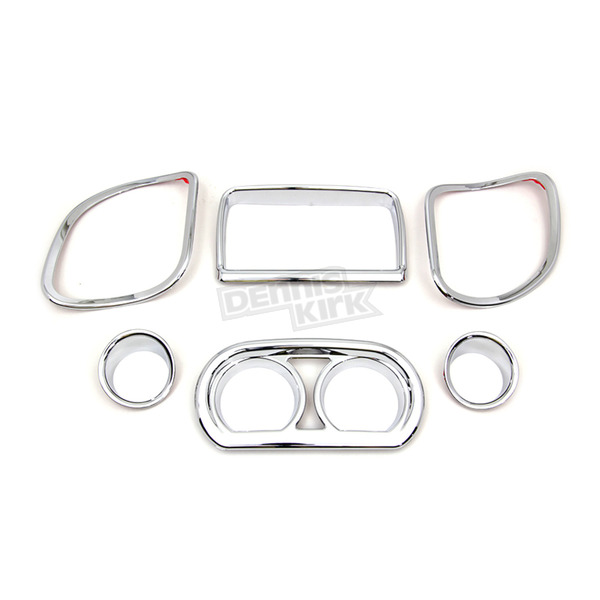 V-Twin Manufacturing Inner Fairing Trim Kit - 42-9996