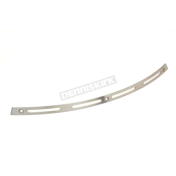 V-Twin Manufacturing Stainless Steel Windshield Trim - 42-9998