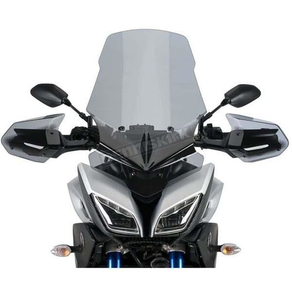 Smoke Touring Windscreen - 7646H
