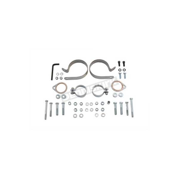 Dual Exhaust Clamp Kit - 31-0708