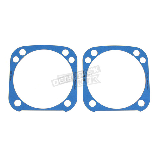 S&S Cycle Base Gaskets 4 1/8 in. Bore, .048 Thick w/Stock Bolt Pattern - 930-0101