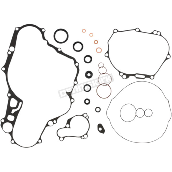 Cometic Bottom End Gasket Kit - C3540BE