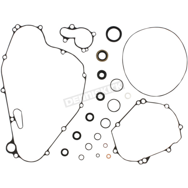 Cometic Bottom End Gasket Kit - C3598BE