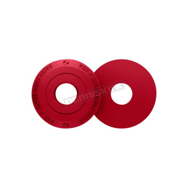 Red Fender Washer - 14707RD