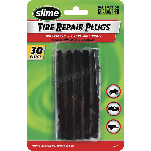 Slime Tire Plug Pack - 1031-A