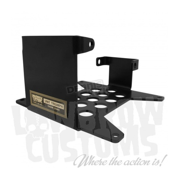 Lowbrow Customs Motor Engine Stand - 004371