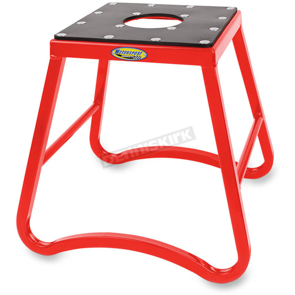 Motorsport Products Red SX1 Mini Stand - 96-4103