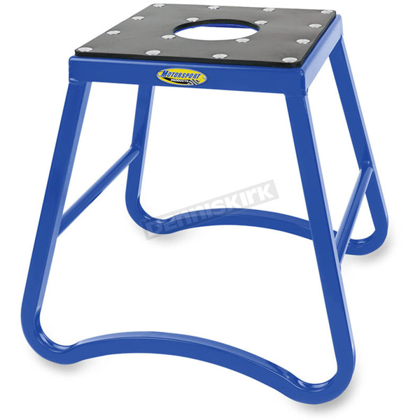 Motorsport Products Blue SX1 Mini Stand  - 96-4104