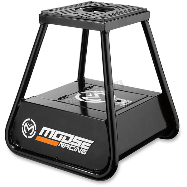 Moose Black Storage Stand - 4101-0458