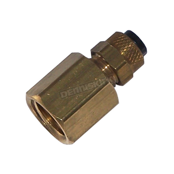 1/4 in. Female NPT Straight Compression Fitting - 51414F