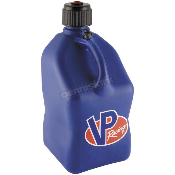 VP Racing Fuels Blue 5 Gallon Square Gas Can - 3532