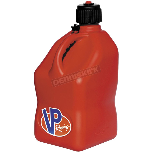 VP Racing Fuels Red 5 Gallon Square Gas Can - 3514
