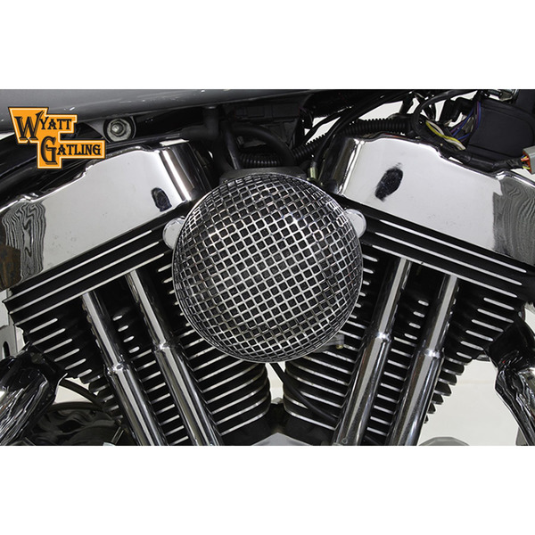 Chrome Air Cleaner Assembly - 34-1688
