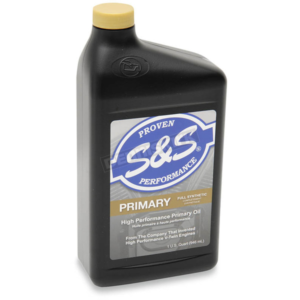S&S Cycle High Performance Full Synthetic Big Twin Primary Oil - 3603-0044