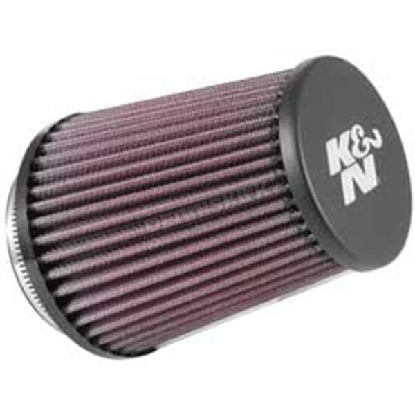 K & N Universal Clamp-On Air Filter w/3 in./76mm ID - RE-5286