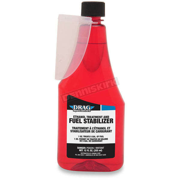 Drag Specialties Ethanol Treatment and Fuel Stabilizer - 3707-0018