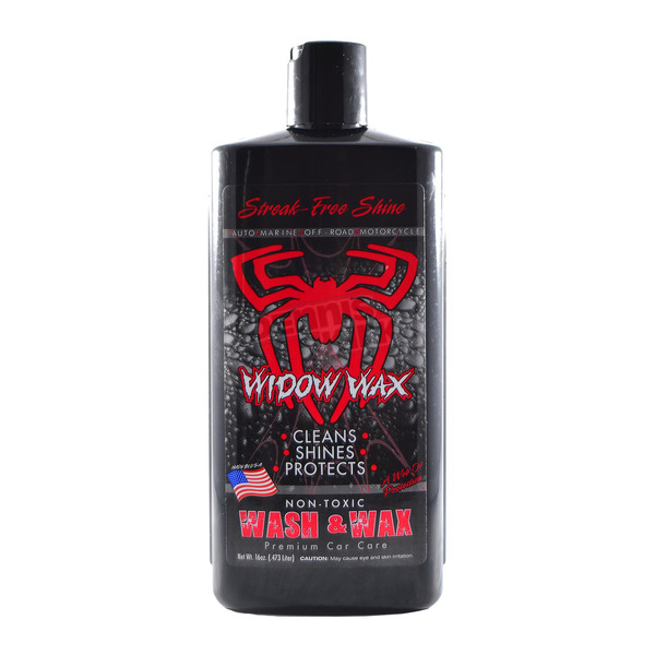 Widow Wax Wash & Wax - 4598