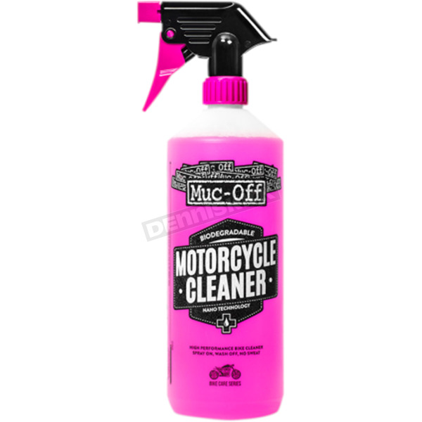 Nano Tech Motorcycle Cleaner - 664US