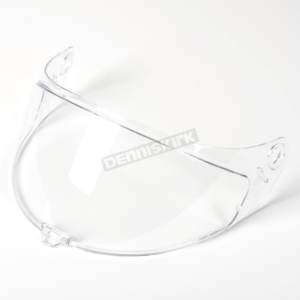 Klim Clear Face Shield for K1R Helmets - 3817-000-000-000