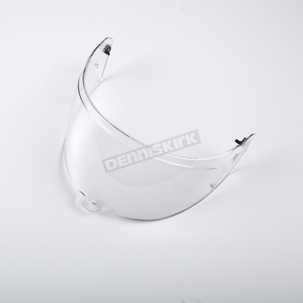 Klim Clear-Dark Smoke Tranisitions Face Shield for TK1200 Helmets - 3828-000-000-000