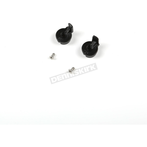 Klim Visor Stop and Screws for TK1200 Helmets - 3835-000-000-000