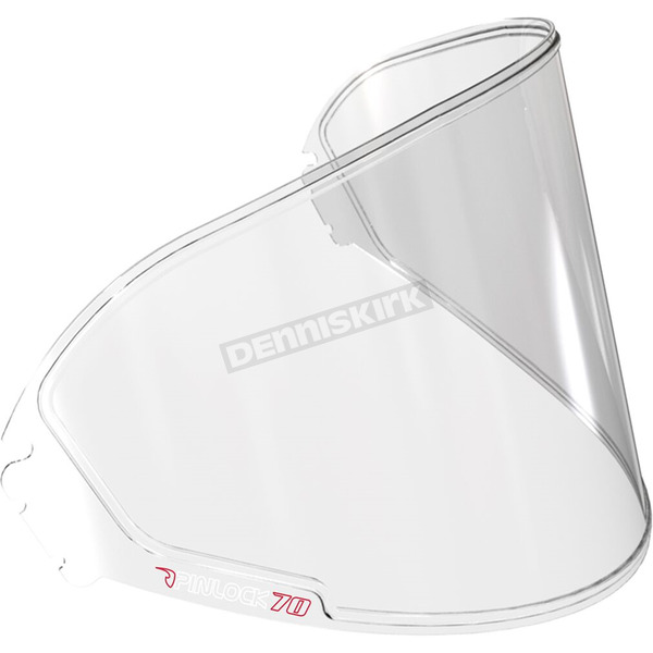 Icon Clear Proshield Pinlock Insert Lens for Airframe/Alliance/Alliance GT Helmets - 0130-0710