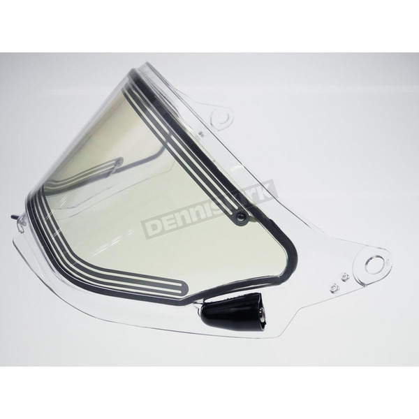 Castle X Clear Electric Shield for Model Dual Sport SV Helmets - 37-551