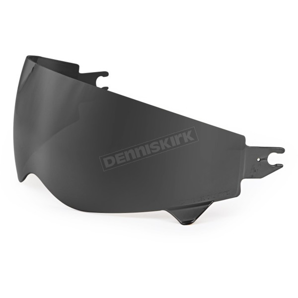 Scorpion Dark Smoke Replacement Sun Visor for Covert Helmets - 52-545-68