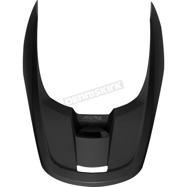 Matte Black Visor for X-Large MX19  V1 Helmet - 22977-255-XL