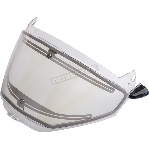 Clear Electric Shield Kit for Pioneer Helmets - 03-217